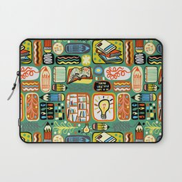 Reading and Writing Laptop Sleeve
