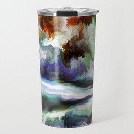 Wild Is The Sea Travel Mug