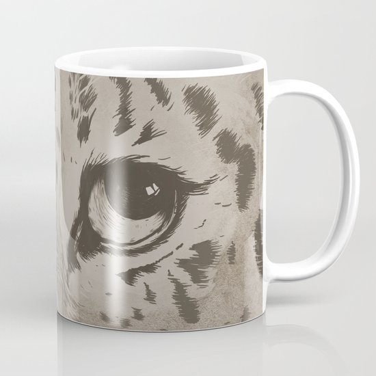 leopard changes his spots Mug