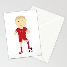 champion football Stationery Cards