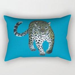 Leopardo the Leopard Rectangular Pillow