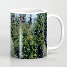 Closing In - Motocross Racers Coffee Mug