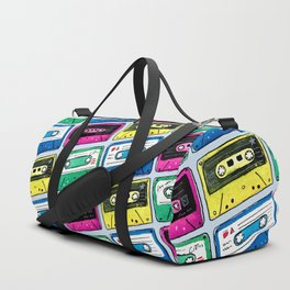 Cassettes Duffle Bag