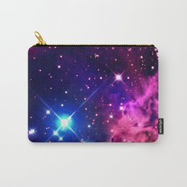 purple nebula Carry-All Pouch