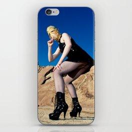 Desert Boots iPhone Skin