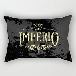 Harry Potter Curses: Imperio Rectangular Pillow