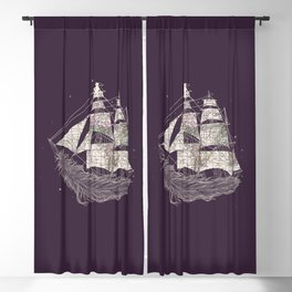 Wherever the wind blows Blackout Curtain