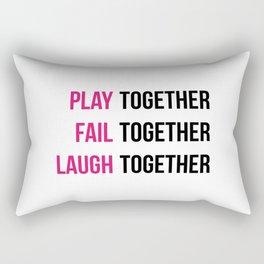 Kerri Mantra Rectangular Pillow