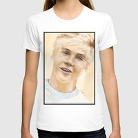 niall T-shirts featuring Niall by Sayrise