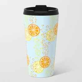 Orange & Lemon Fizz Travel Mug