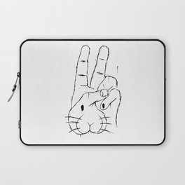 some bunny that i used to know Laptop Sleeve