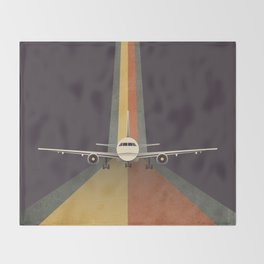 Take Off Throw Blanket
