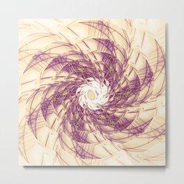 geometric 4 Metal Print