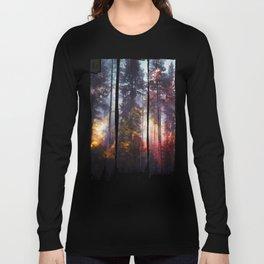 Warm fuzzy feelings Long Sleeve T-shirt