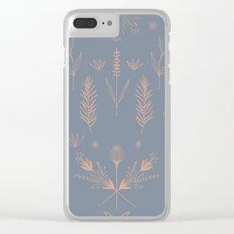 FIELD 3 Clear iPhone Case