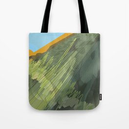 steel mountains 2 Tote Bag