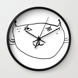Hi, I'm Cat. Wall Clock
