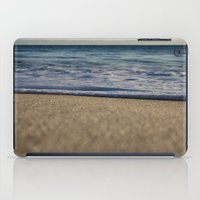 blanket iPad Cases featuring BLANKET by jenna chalmers