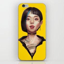 Tin iPhone Skin