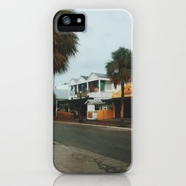 Greene Street, Key West iPhone Case