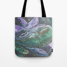 Pintado Flower Tote Bag