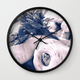 sweet roots Wall Clock