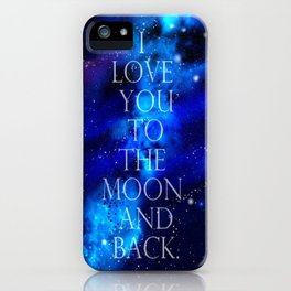 I Love You.. iPhone Case
