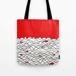 Fish and some other sea Tote Bag