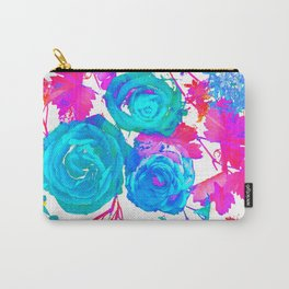 Rose Bloom 2 Carry-All Pouch
