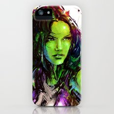 She-Hulk Slim Case iPhone (5, 5s)