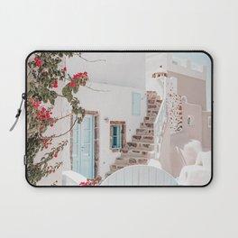 Santorini House Laptop Sleeve