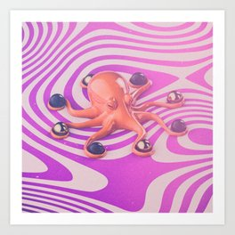 PU$$ Art Print