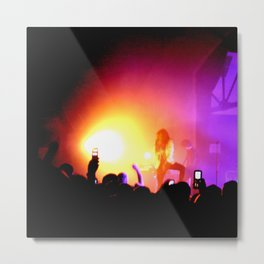 The New Lighter Metal Print