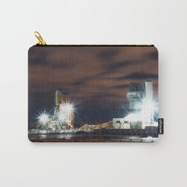 Manufactured Lives Carry-All Pouch