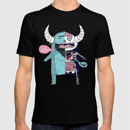 All Monsters are the Same T-shirt