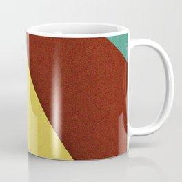 Retro Earth Tones Coffee Mug