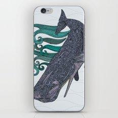 Deep Violet iPhone & iPod Skin