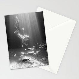 Thunderbolt Caves Stationery Cards