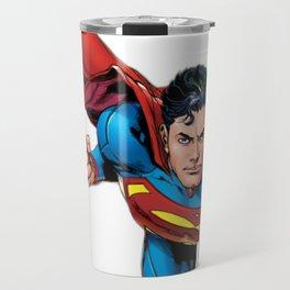 Superman Dc superhero Travel Mug