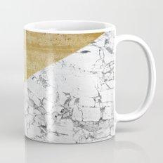 Marble vs GOld Coffee Mug