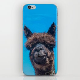 STRAW IS TRENDY iPhone Skin