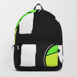I Love Turtle Shell Heart Backpack