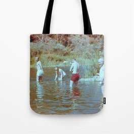 Swim Tote Bag