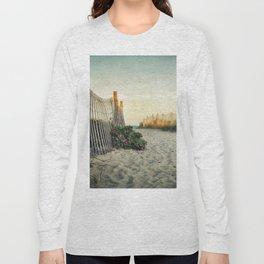 Beach Roses Long Sleeve T-shirt