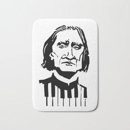 Liszt Bath Mat