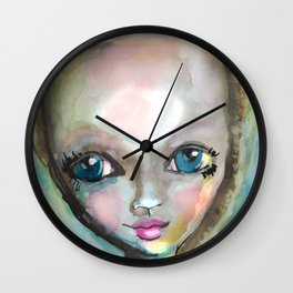 You are the light Wall Clock