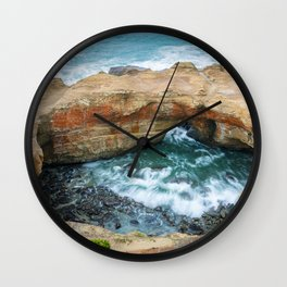 Devil's Punchbowl Wall Clock