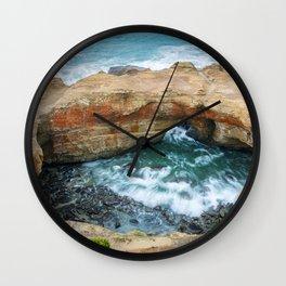 Devil's Punchbowl Wall Clock