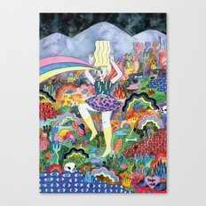 Esper Canvas Print