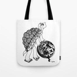Woman. Tote Bag